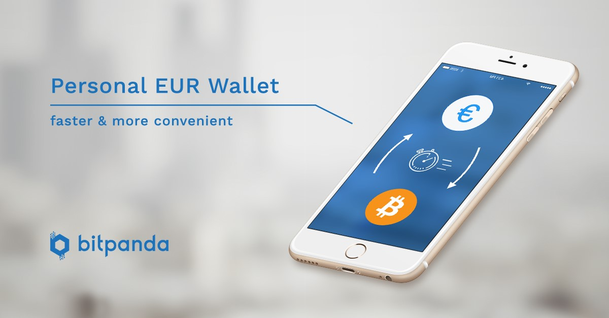 Bitpanda Euro Wallet